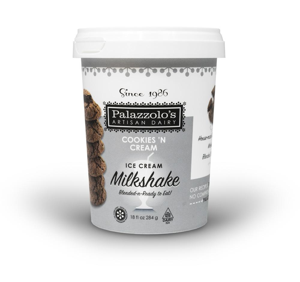 Artisan Milkshakes